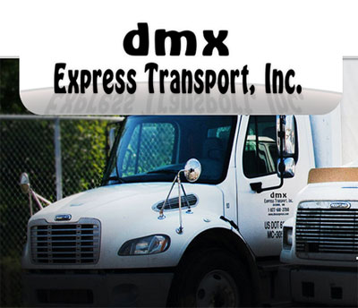 DMX Express - Web Design