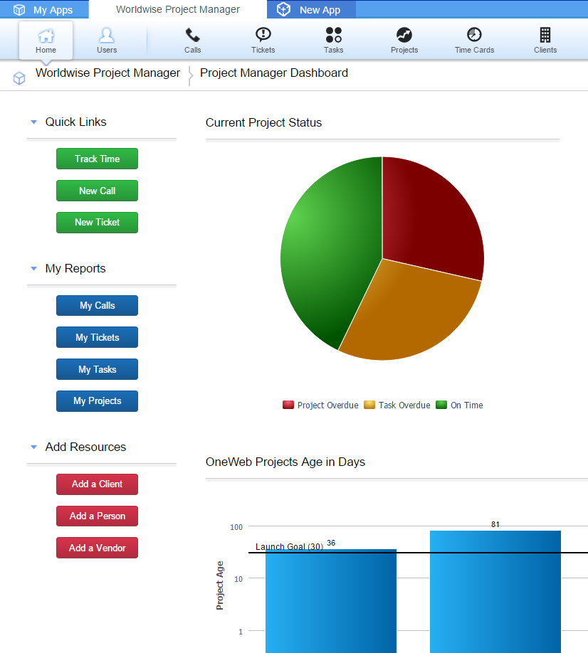 Quickbase CRM