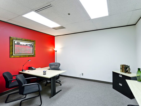 WorldWise.net's Interior Office in Troy