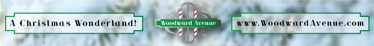 WoodWard Avenue - Christmas Wonderland